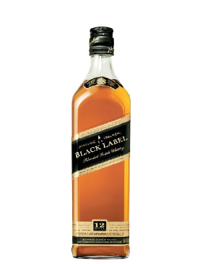 Johnnie Walker Black Label 1L: