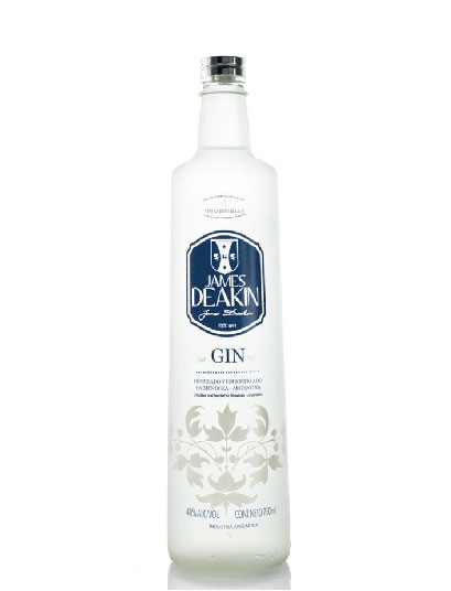 Gin James Deakin: