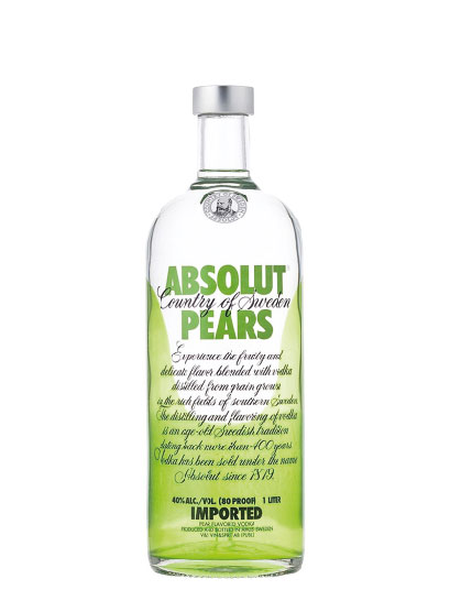 Absolut Pears:
